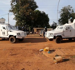 UN gets claims of child abuse by peacekeepers in Africa