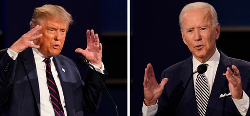 Biden will win big on his own merit, not on failings of Trump