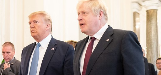 Downing Street imitates White House style lobby briefings
