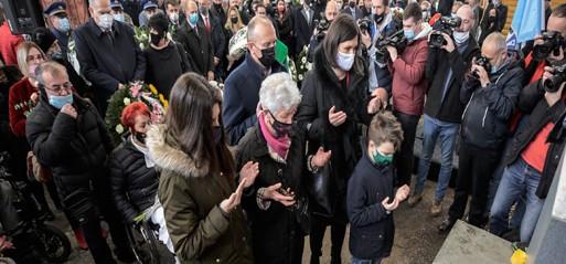 Remembering the 1994 Sarajevo market massacre victims