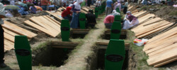19 newly identified victims of Srebrenica genocide to be buried
