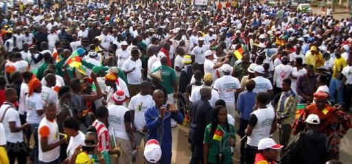 Cameroon: Suspected suicide blasts in N. Cameroon leave '30 dead'