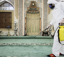 Mosques suspend congregational activities in the fight against coronavirus