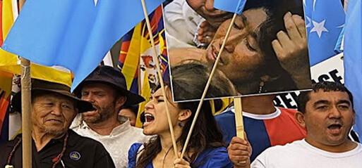 Uyghurs added to forsaken list of persecuted Muslims