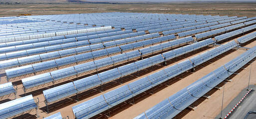 International investment in Africa's infrastructure – it's not all low carbon