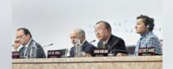 Progress on Paris Climate Agreement goals