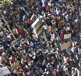 Youth Climate Strike estimated 4 million participants worldwide