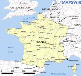 France: Car rams pizzeria near Paris, killing young girl