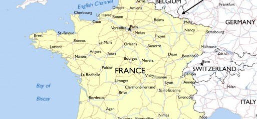 France: Car rams into mosque in eastern France