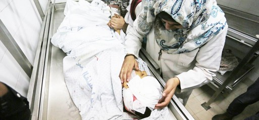 Over 50 Palestinian children killed by Israel this year