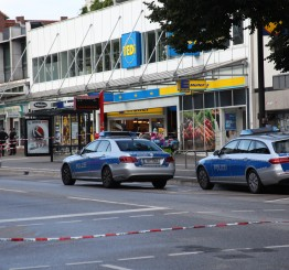 Germany: One killed, several injured in knife attack in Hamburg