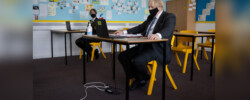 UK Government seeks alternatives to whole class isolating after positive covid tests in schools