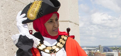 UK's first hijab-wearing mayor resigns from Labour