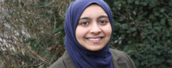 In conversation with award-winning poet and spoken word artist Aminah Rahman