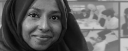 In conversation with Thahmina Begum, one of UK's youngest headteachers