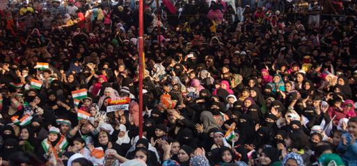 BJP's fiercest Islamophobic campaign in Delhi state elections