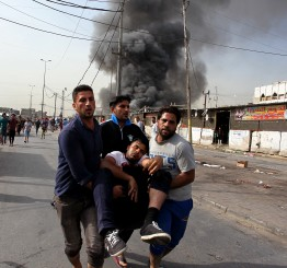 Iraq: 3 killed, 8 injured in Baghdad bomb attack