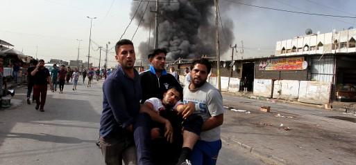 Iraq: 3 killed, 8 injured in Baghdad bomb attack