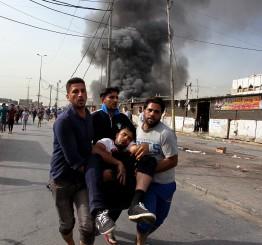 Iraq: Car bomb attack kills 23 in Baghdad