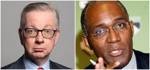 UK: Covid-19: Gove defends Phillips' controversial appointment