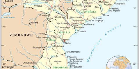 Mozambique: Cyclone Kenneth kills 38