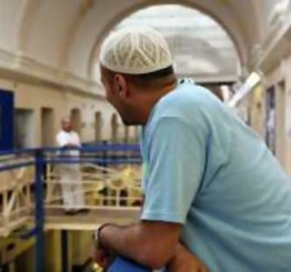 Muslim prison population doubled' in 10 years