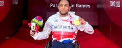 Muslim Paralympians bag 154 medals