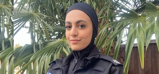 Police trial anti-grab hijabs in bid to recruit more Muslim women