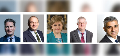 UK: Eid al-Fitr messages from Political leaders