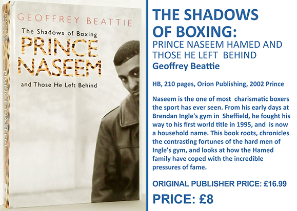 shadow of boxing