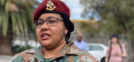 South African military lifts ban on wearing headscarves