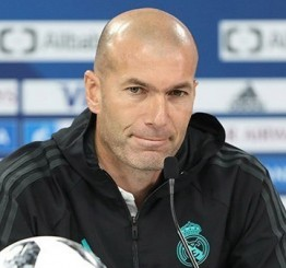 Zidane returns to Real Madrid