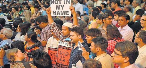 Fifteen-year-old Muslim knifed to death by Hindu mob on a packed train in India