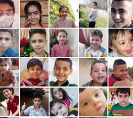 67 children among 253 Palestinians killed by Israeli airstrikes