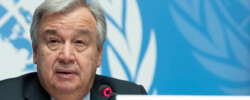 Hatred of Muslims at 'epidemic' level,  says UN chief