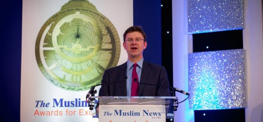 Muslims make stellar contributions to British society