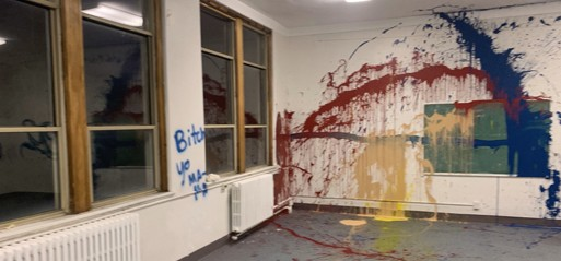 Funding campaign launched for vandalised Minnesota mosque